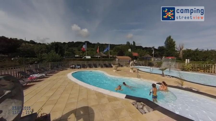 Camping-Le-Marqueval Hautot-sur-Mer Haute-Normandie FR