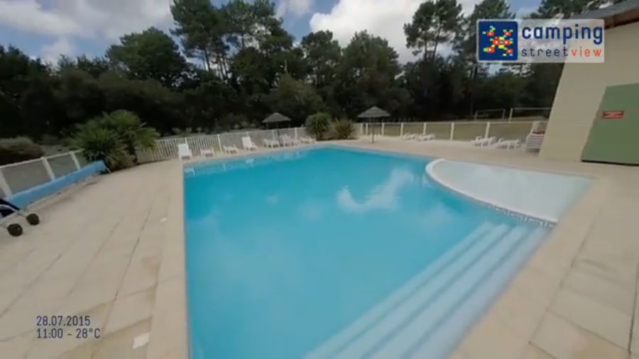 Camping-Le-Medoc-Bleu Carcans Aquitaine FR