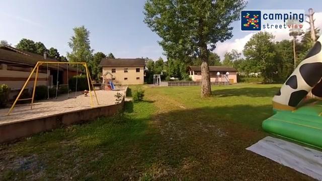 Camping des Pêcheurs Pont de Poitte Franche-Comté FR