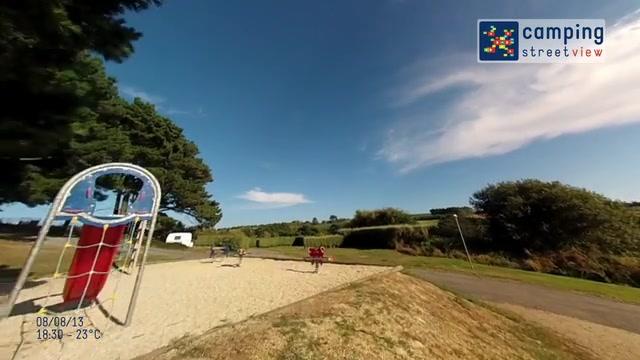 Campéole le Trezmalaouen Plonevez-Porzay Bretagne FR