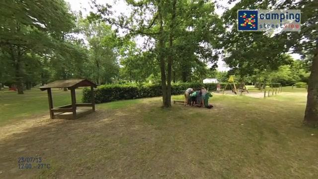 Camping Les Peupliers Montlouis sur Loire Centre FR