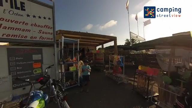 Camping Le Caravan'Ile ----- La Guérinière Pays de la Loire FR