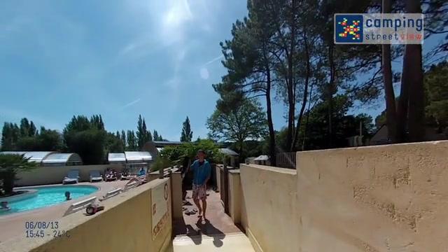 Camping le Fort Espagnol CRACH Bretagne FR