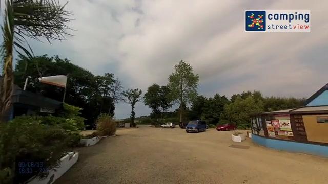 Camping La Baie de Terenez Plouezoc'h Bretagne FR