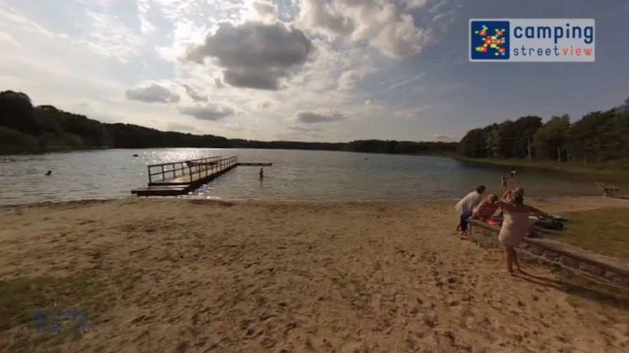 Campingpark-am-Weissen-See Wesenberg Land-Mecklenburg-Vorpommern DE
