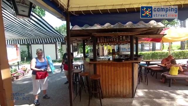 Balatontourist Camping Strand-Holiday Balatonakali  HU