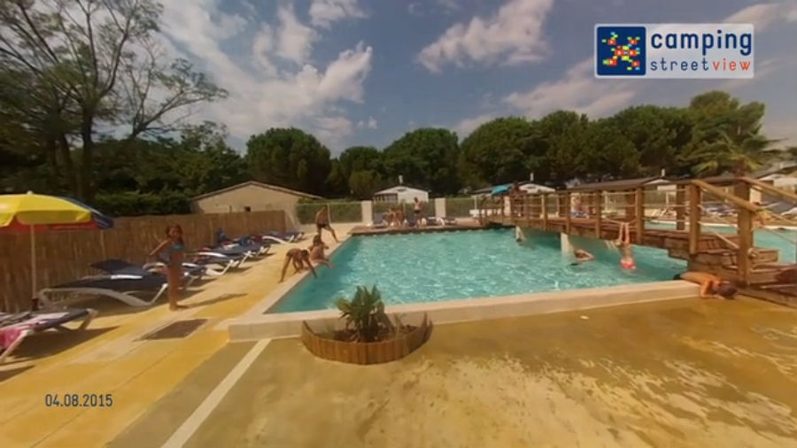 AIROTEL-CAMPING-BON-PORT LUNEL Languedoc-Roussillon FR