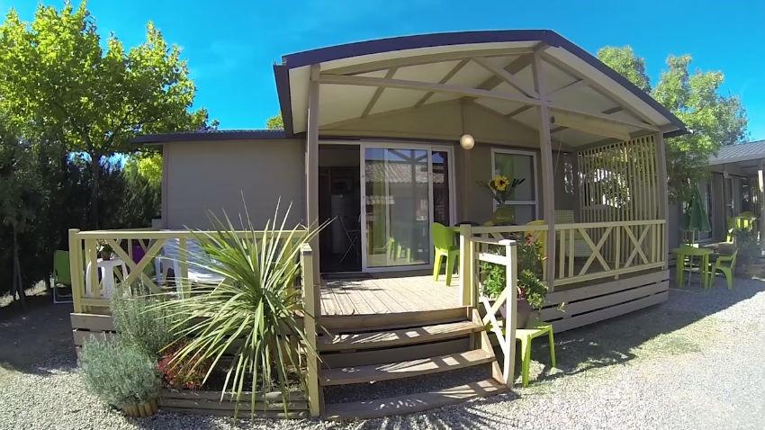 venta bungalows camping: