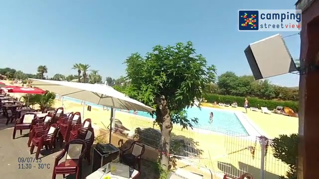 Camping Les Champs Blancs - Kawan Villages AGDE Languedoc-Roussillon FR