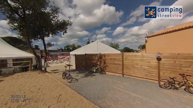 Camping SIGNOL---- BOYARDVILLE Poitou-Charentes FR