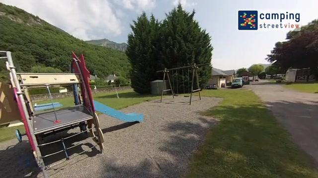 Camping de La Tour AGOS VIDALOS Midi-Pyrénées FR