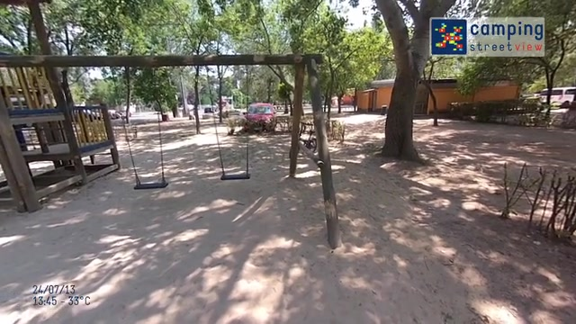 Balatontourist Camping Aranypart Siófok  HU
