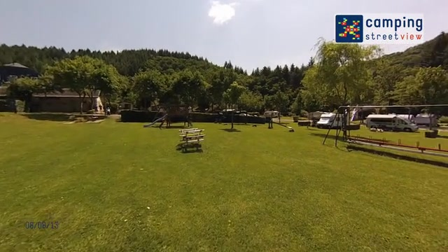 Camping Kohnenhof Eisenbach District Diekirch LU